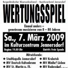 Bezirkskonzertwertungsspiel Jennersdorf