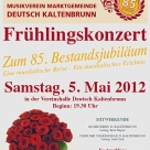 Frühlingskonzert 05.05.2012