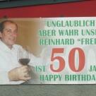 """50er Feier Reinhard \""""Buschenschank Mosthartl\"""" Hafner 13.11.2012"""