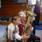 Vorstellung des MV in den Volksschulen 18.06.2004