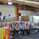 Frühschoppen 90 Jahre Obstbauverein Deutsch Kaltenbrunn 18.08.2013
