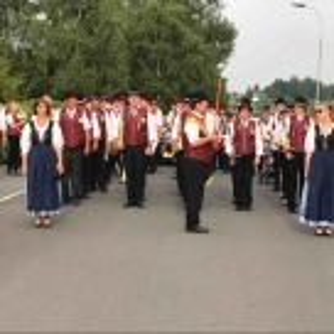 Musikerheimeinweihung MV Krobotek